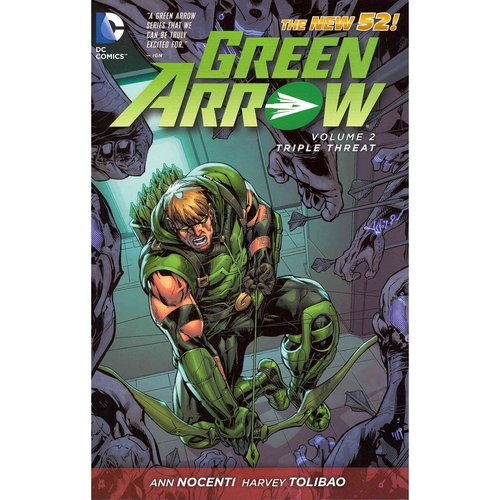 Green Arrow 2: Triple Threat