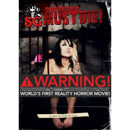 Suicide Girls Must Die! [Rated]. (Widescreen)