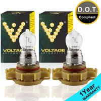 Voltage Automotive PSX24W 2504 Standard Headlight Fog Light Bulb - OEM Replacement