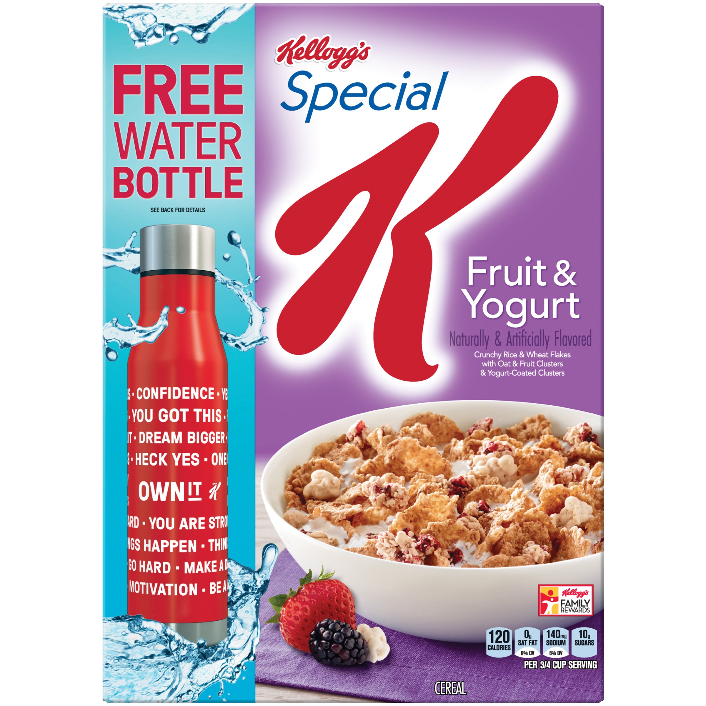 Kelloggs special k breakfast cereal fruit yogurt 125 oz kelloggs special k breakfast cereal fruit yogurt 125 oz walmart ccuart Images