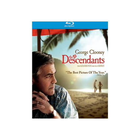 The Descendants (Blu-ray) - The Decendents
