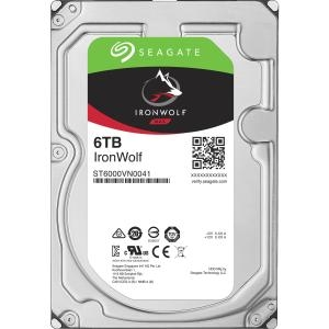 6TB IRONWOLF SATA 7200 RPM 128MB 3.5IN