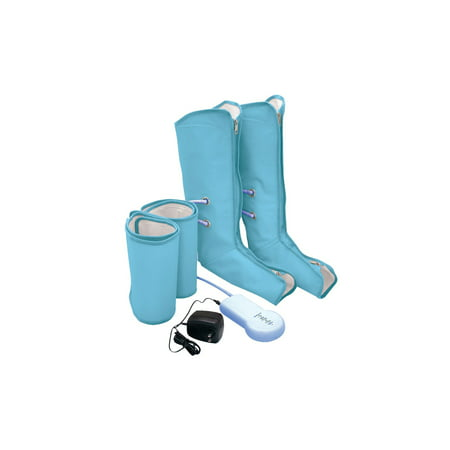 Best Electric Air Compression Leg Massager Leg Wraps for Foot Ankles Calf Massage Machine helps Promote Blood