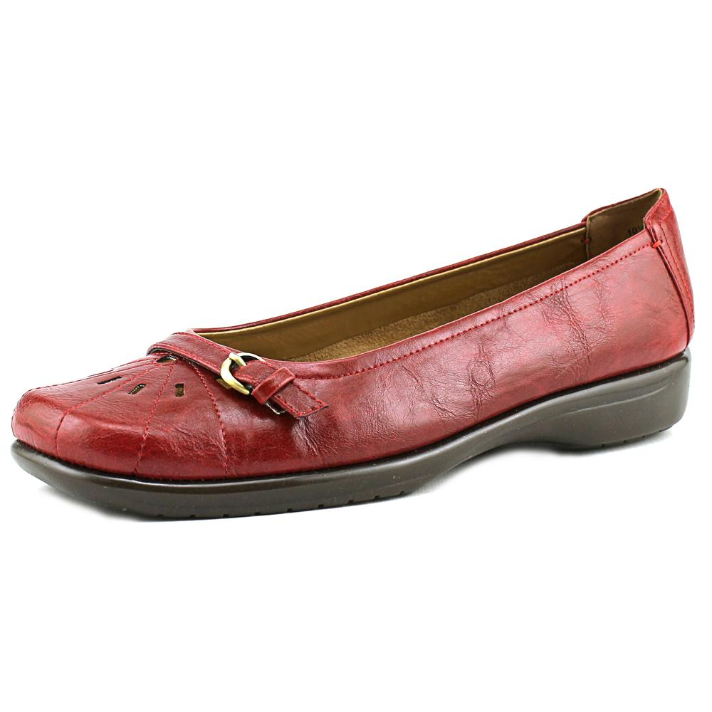 A2 By Aerosoles Ricotta Women Round Toe Synthetic Red Flats by A2 By Aerosoles