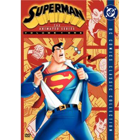 Superman: The Animated Series Volume One (DVD) for $<!---->