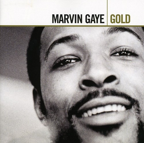 Marvin Gaye - Gold [CD]