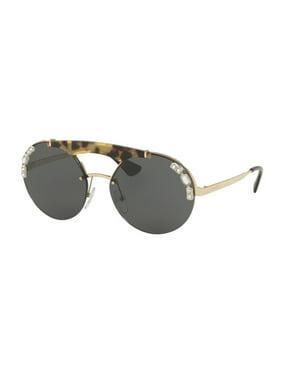 89f6c68020 Product Image Sunglasses Prada PR 52 US I8N5S0 PALE GOLD MEDIUM HAVANA