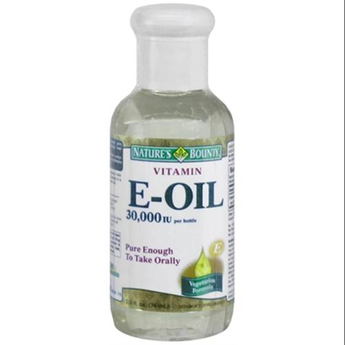 Nature's Bounty Vitamin E Oil 2.50 oz (Pack of 6)