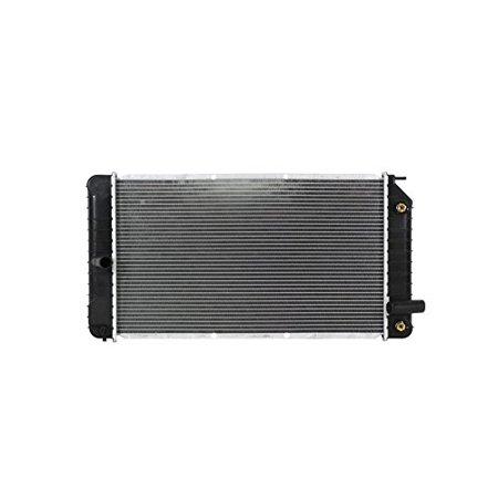 Radiator - Pacific Best Inc For/Fit 1798 94-96 Chevrolet Beretta Corsica Pontiac Grand Am Skylark 94-98 Achieva Malibu 4/6Cy Plastic Tank Aluminum Core