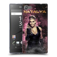 OFFICIAL WWE NATALYA SOFT GEL CASE FOR SONY PHONES 1