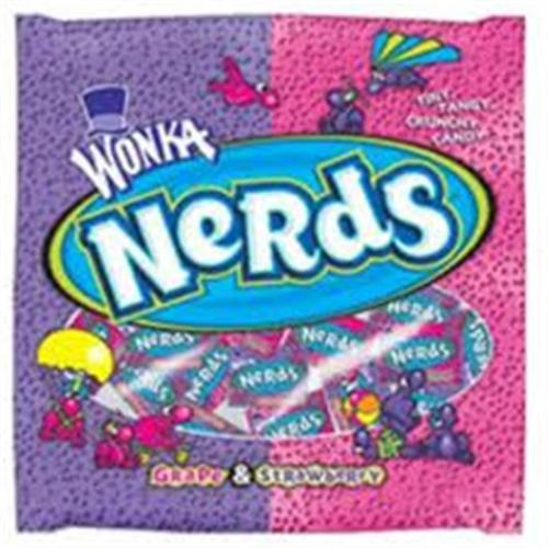 Nerds Grape Strawberry Candy 36 pack (1.65 oz per pack) (Pack of 2)