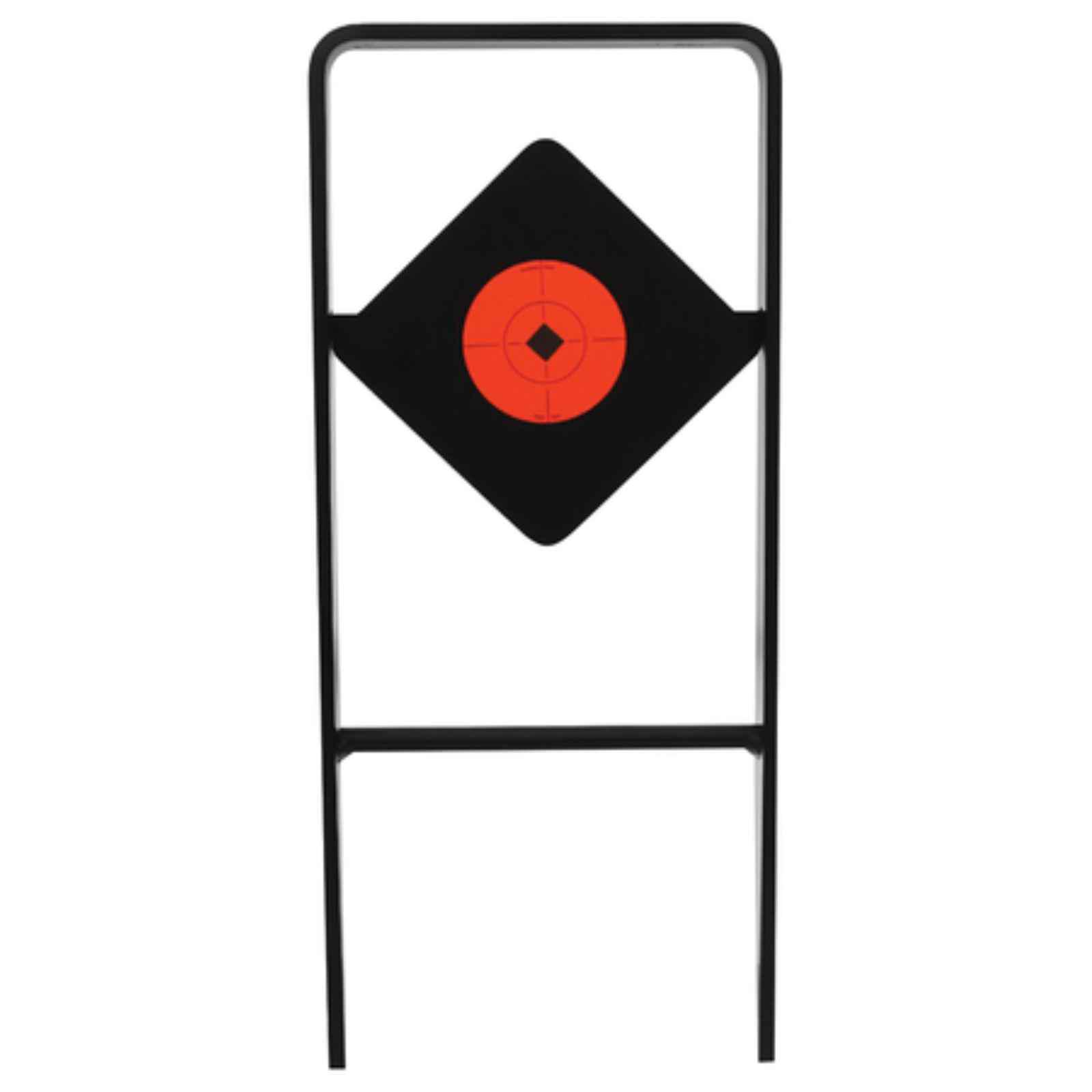 "USA World of Targets Ace of Diamonds Centerfire Spinning Target 1 2"" AR500 by Birchwood Casey"