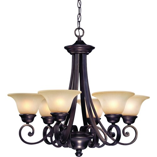 Dolan Designs Brittany 6-Light Shaded Chandelier