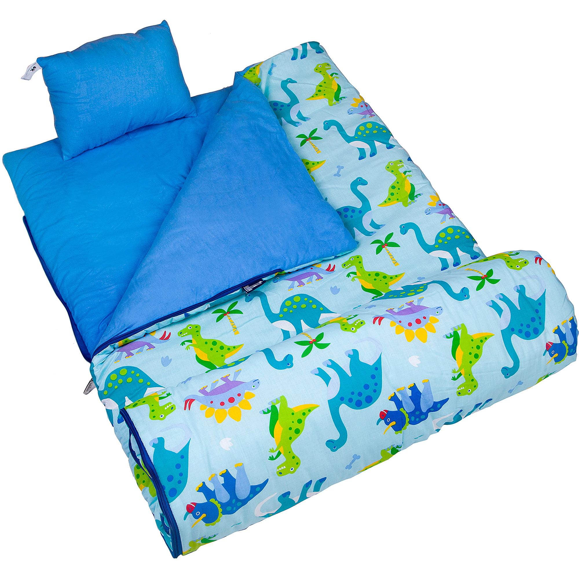 Olive Kids' Dinosaur Land Original Sleeping Bag