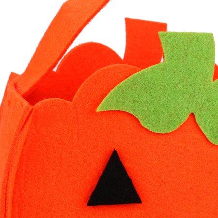 Homemade Halloween Leaf Bags (Halloween leaf Candy Bag gift bag Bagkin)