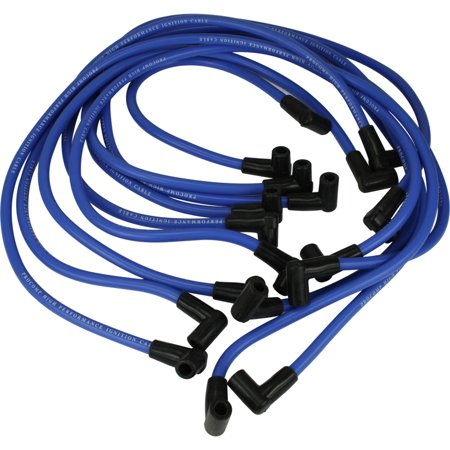 New Procomp HEI Spark Plug Wires for Chevrolet SBC BBC ... on