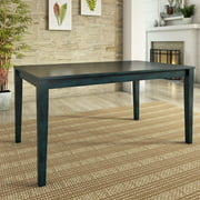 "Lexington Large 60"" Wood Dining Table, Multiple Finishes"
