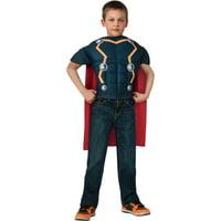 Morris Costumes Boys Thor Child Top, Style RU620027