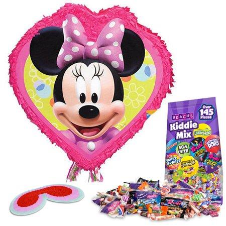 Minnie Pinata Kit - Minnie Mouse Pinatas