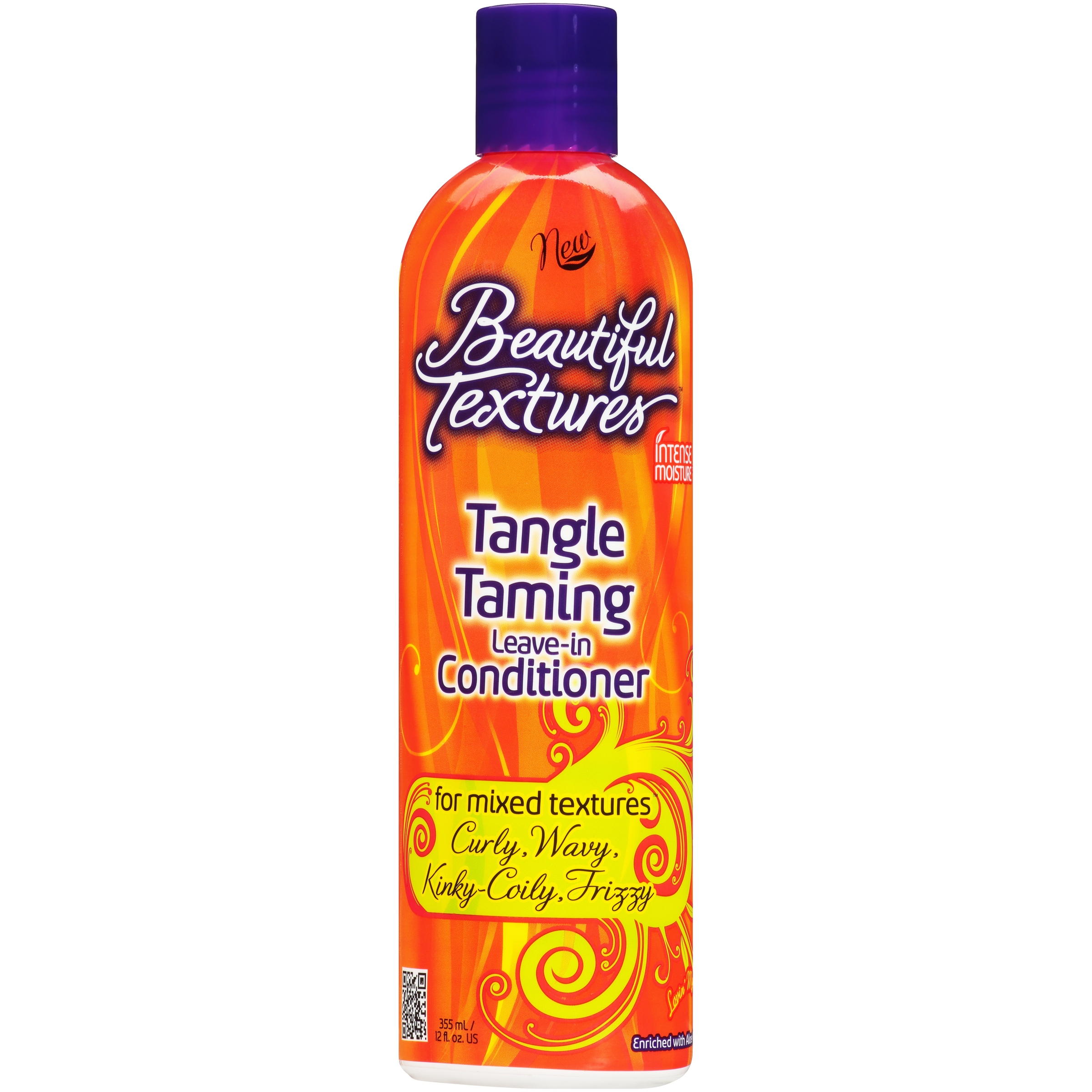 Beautiful Textures Intense Moisture Tangle Taming Leave-In Conditioner 12 fl. oz.
