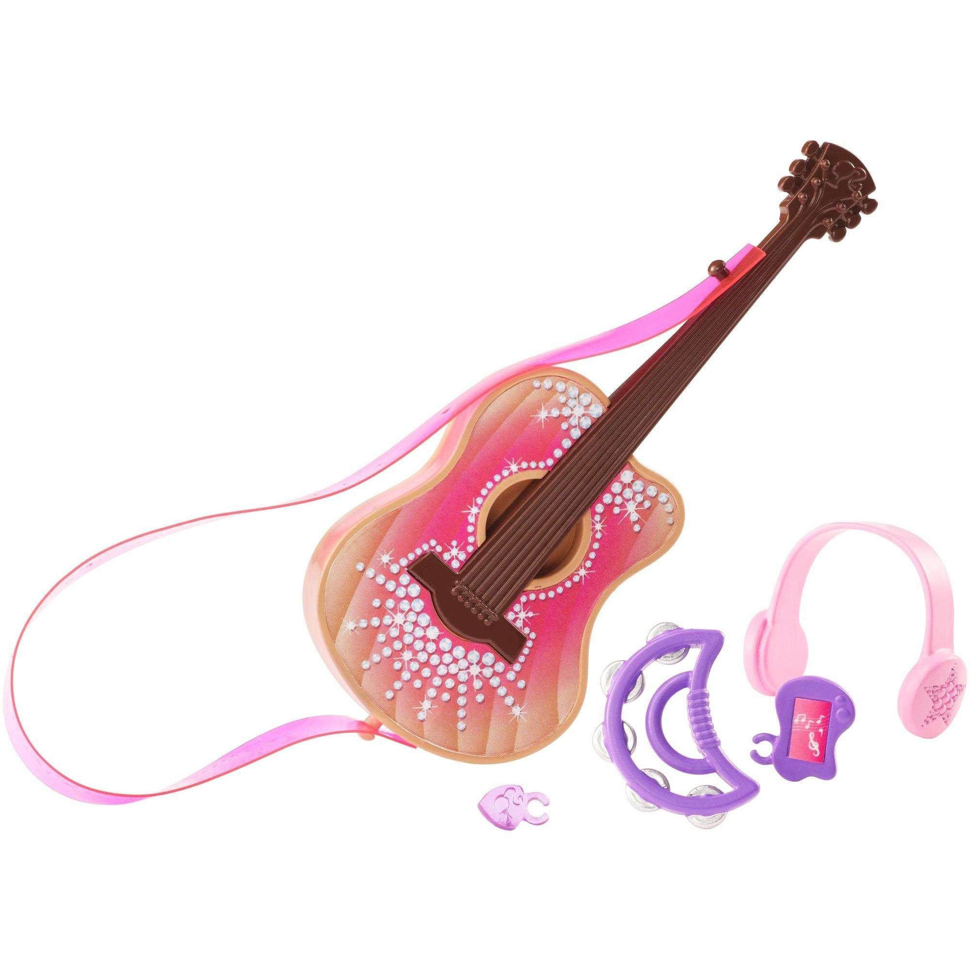 Barbie Mini Music Play Pack
