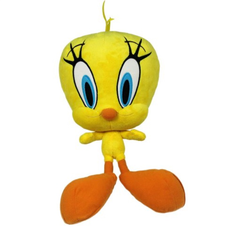 Looney Tunes Plush With Sound - Tweety