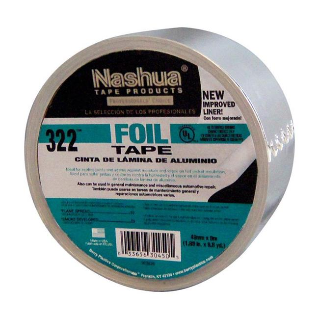 Covalence Specialties Adhesives 3220020400B 1.89 in. x 9.8 Yard Multi Purpose Foil Tape - image 1 de 1