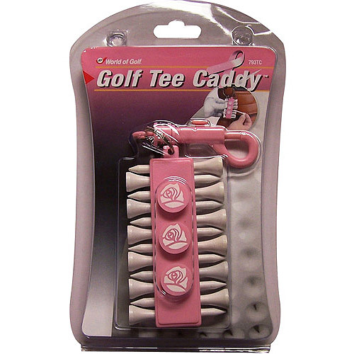 JEF World of Golf Tee Caddy