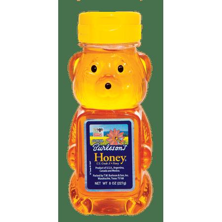 Hickory Honey - (3 Pack) Burleson's Pure Honey, 8 oz