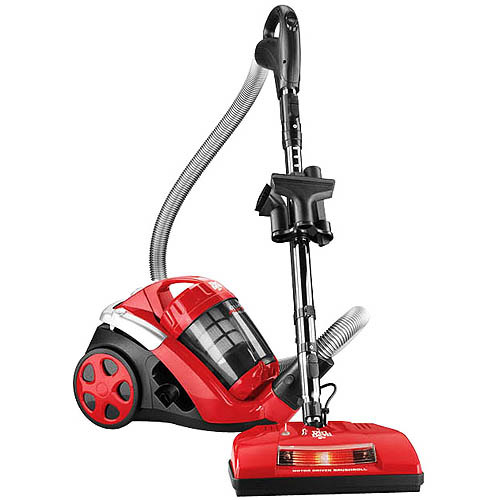 Dirt Devil Quick Power Cyclonic Bagless Canister Vacuum, SD40025