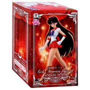 Sailor Moon Girls Memory Sailor Mars Collectible Figure