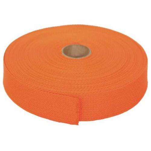 BULK-STRAP P01102OR Bulk Strap Webbing,102 ft x 1 In,500 lb