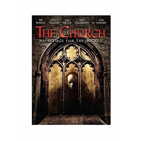 The Church (DVD) - Plus Size Movie