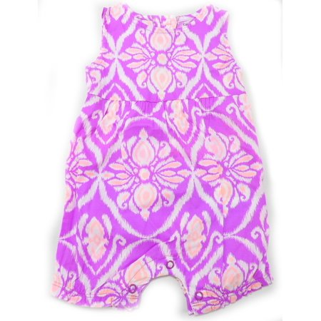 08f1c0482 Carters - Carters Baby Girls Size 3 Months Sleeveless Romper