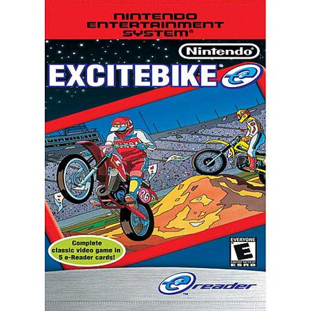 E-reader Game: Excitebike