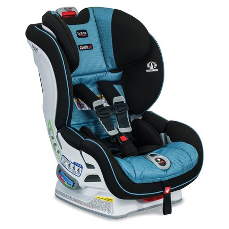 Britax Boulevard ClickTight Convertible Car Seat, (Peg Perego Vs Britax Convertible Car Seat)