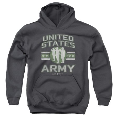 - Army United States Army Big Boys Pullover Hoodie