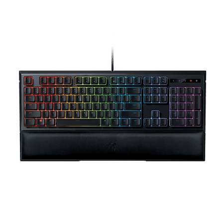 Razer Ornata Chroma   Revolutionary Mecha Membrane Gaming Keyboard With Mid Height Keycaps   Ergonomic Design