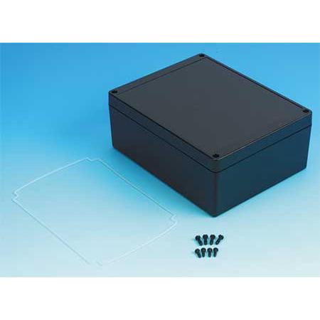 BOX ENCLOSURES BEN 80PBK NEMA 4x 7 32 H x 5 75 W x 2 95 D Polycarbona