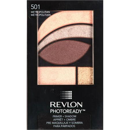 Revlon photoready primer + shadow, metropolitan