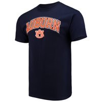 Men's Russell Athletic Navy Auburn Tigers Core Print T-Shirt