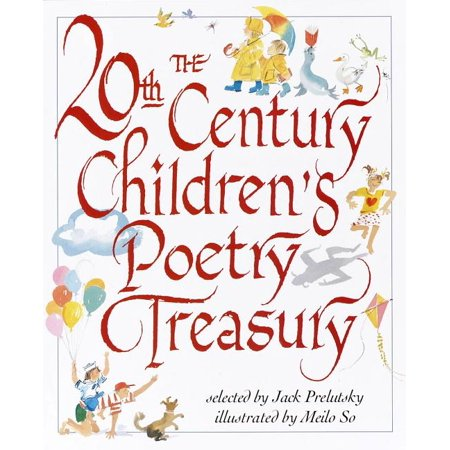 Treasured Gifts for the Holidays: The 20th Century Children's Poetry Treasury