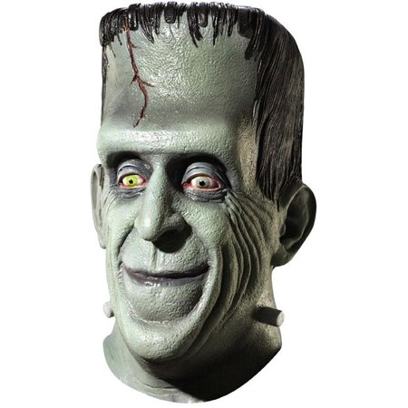 Costumes For All Occasions Ru4211 Munsters Herman Mask](Munsters Costume)