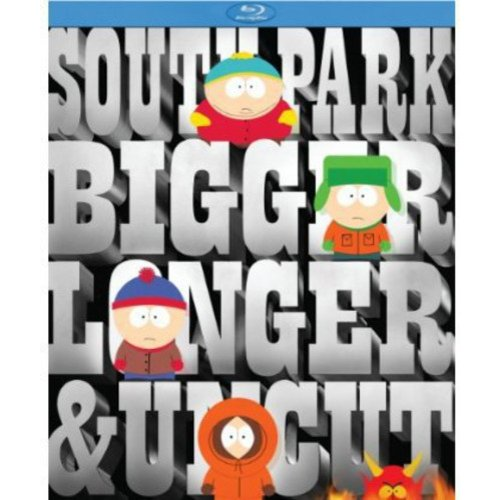 South Park: Bigger, Longer & Uncut (Blu-ray) (Widescreen)