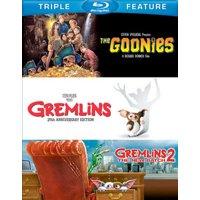 Goonies / Gremlins / Gremlins 2: New Batch (Blu-ray)