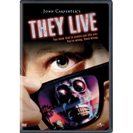 They Live (DVD) (All In The Family Lionel The Live In)