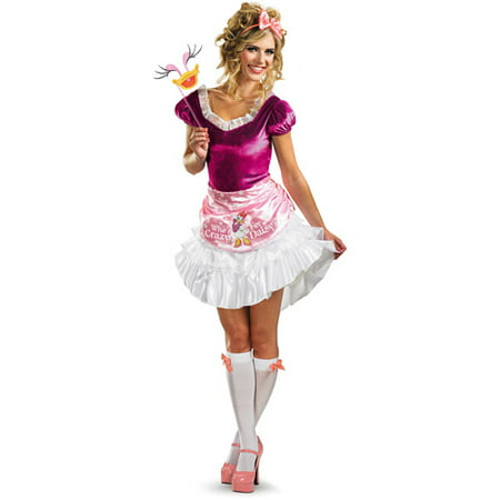 Daisy Duck Sassy Adult Halloween - Donald Duck And Daisy Costumes
