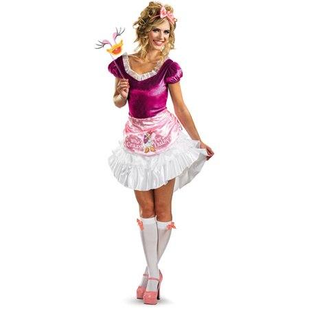 Daisy Duck Sassy Adult Halloween Costume - Child Daisy Duck Costume