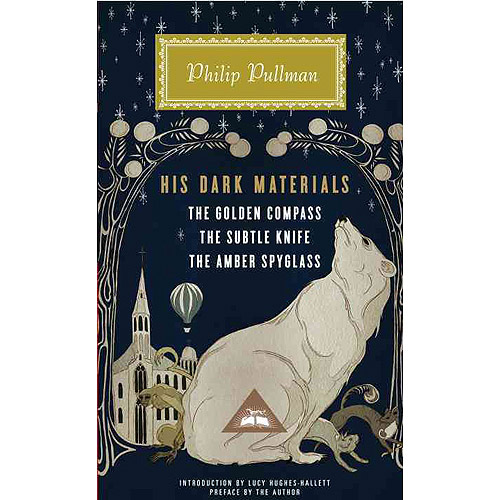 His Dark Materials: The Golden Compass/ The Subtle Knife/ The Amber Spyglass