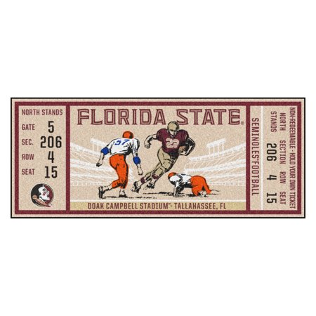 Florida State University Ticket Runner 30